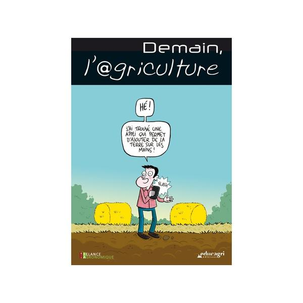 demain-l-agriculture - couverture BD